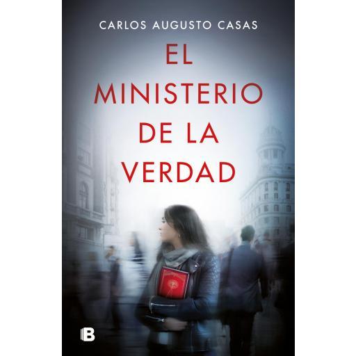 LIBRO - EL MINISTERIO DE LA VERDAD