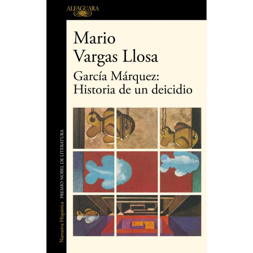 LIBRO - GARCIA MARQUEZ: HISTORIA DE UN DEICIDIO