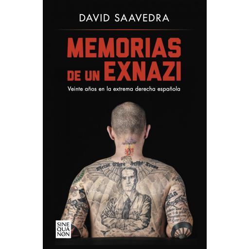 LIBRO - MEMORIAS DE UN EXNACI