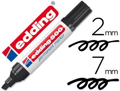 ROTULADOR PERMANENTE EDDING 500