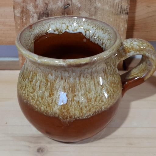 Taza para café y cafe con leche [1]
