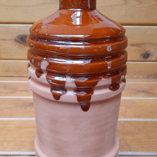 botella de agua de arcilla [1]