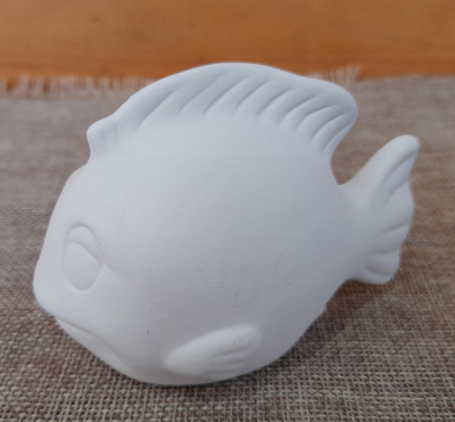 Pinta un pez payaso de 10 cm