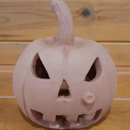 Halloween taller de calabaza