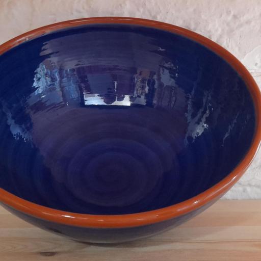 Cuenco de 29cm azul marino [1]