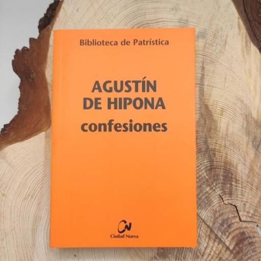 """""""CONFESIONES"""". AGUSTÍN DE HIPONA"""