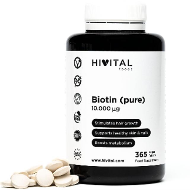 BIOTINA 365 comprimidos