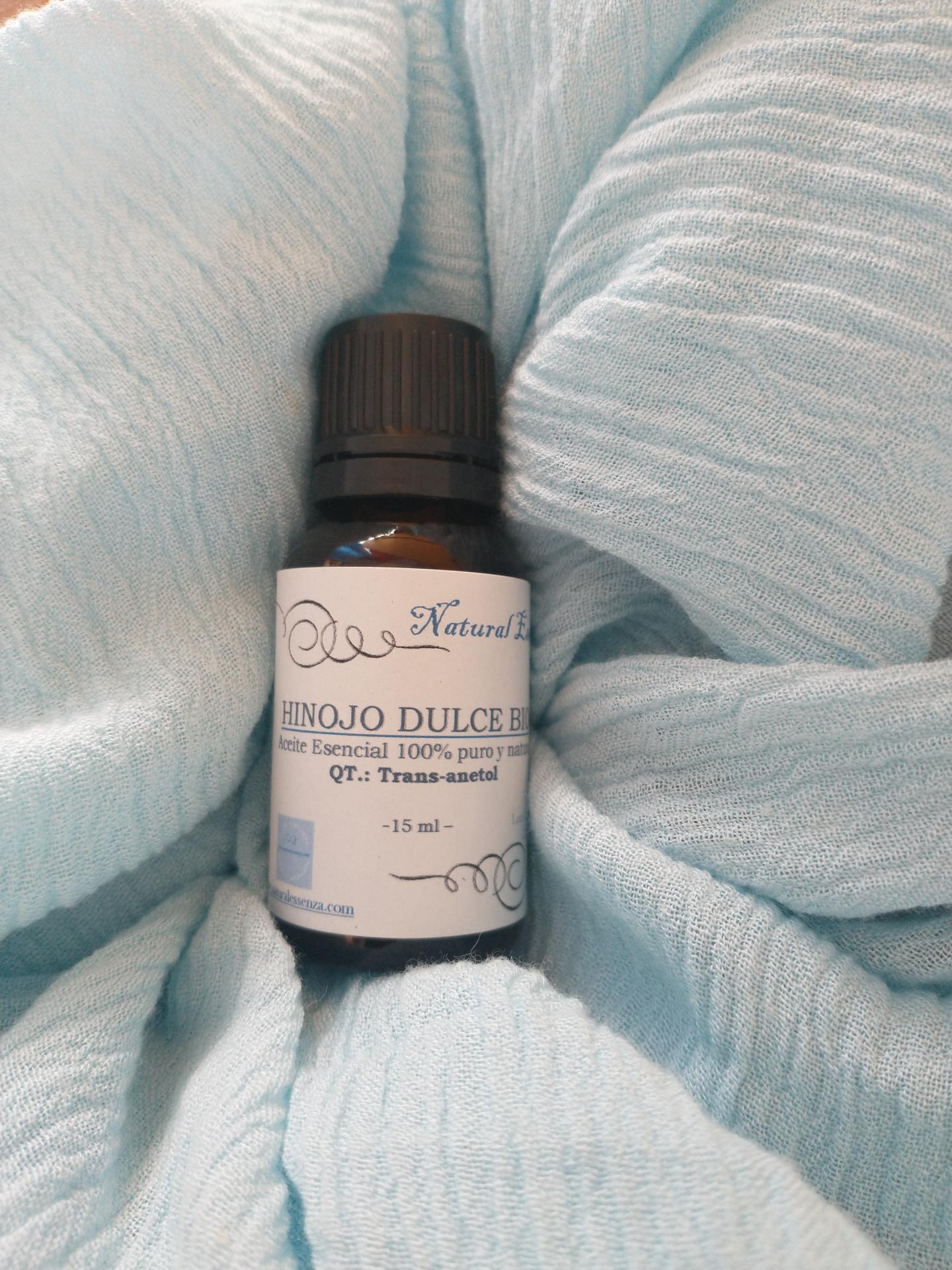 Aceite Esencial de Hinojo Dulce Bio