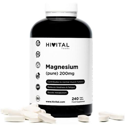 MAGNESIO 240 comprimidos