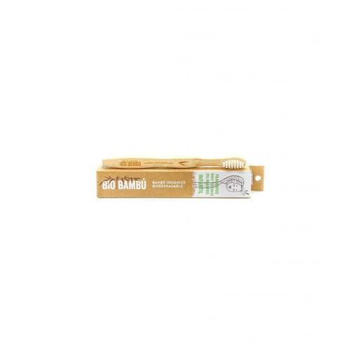 Cepillo dientes bambú infantil [1]