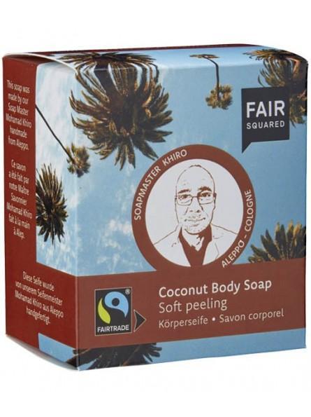Jabón de Coco exfoliante