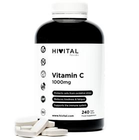 VITAMINA C 240 comprimidos
