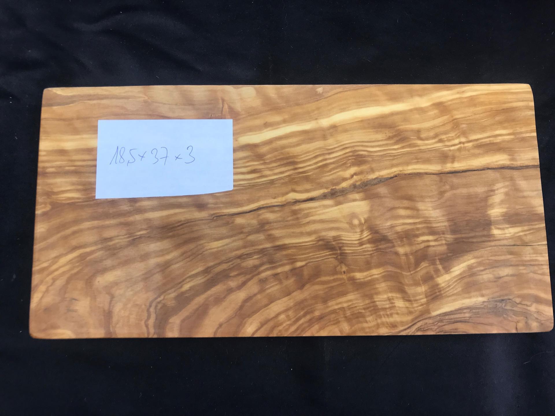 AGOTADA Tabla cortador rectangular grande 18,5x37x3cm