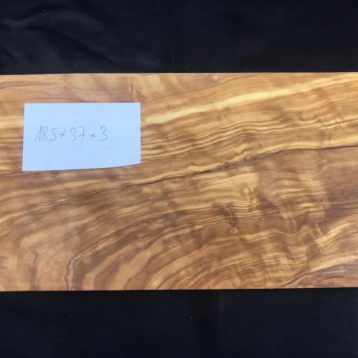 AGOTADA Tabla cortador rectangular grande 18,5x37x3cm [0]
