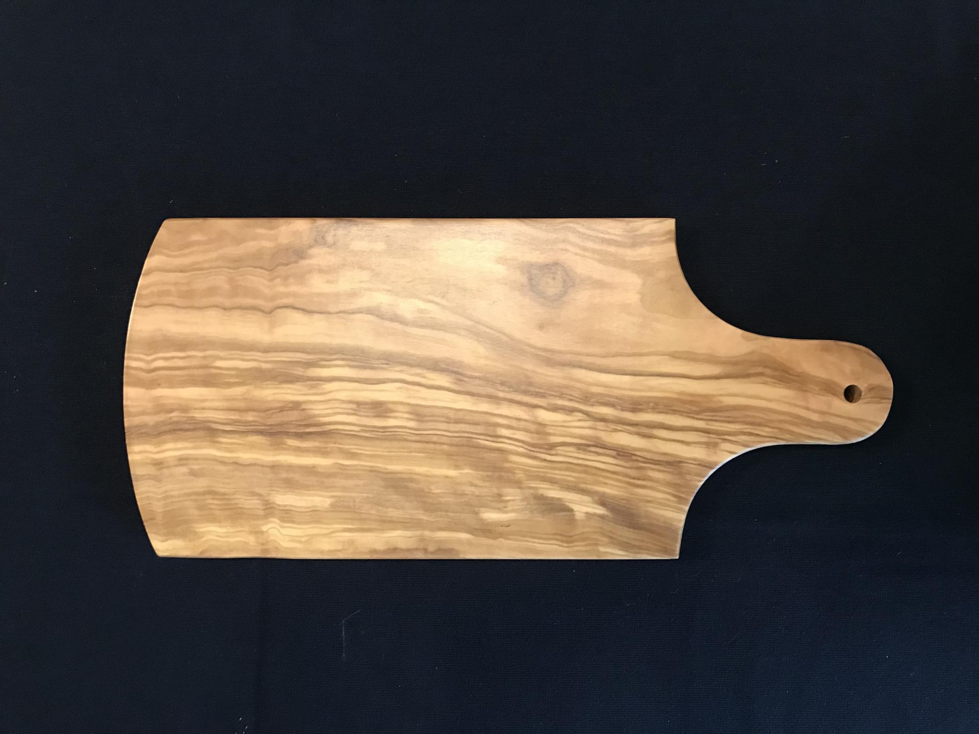 Tabla cortador con mango 36x16x1,8