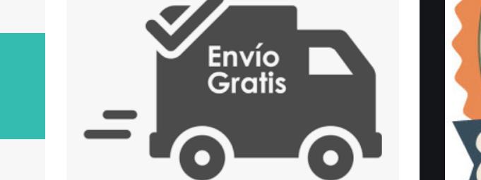 Envío gratis en territorio español