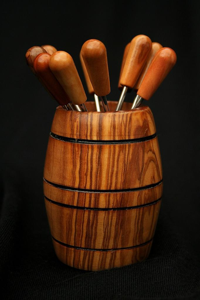 Pinchero barril