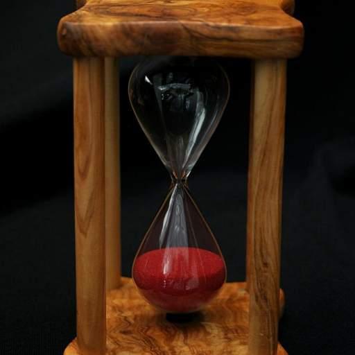 Reloj de arena mediano [2]
