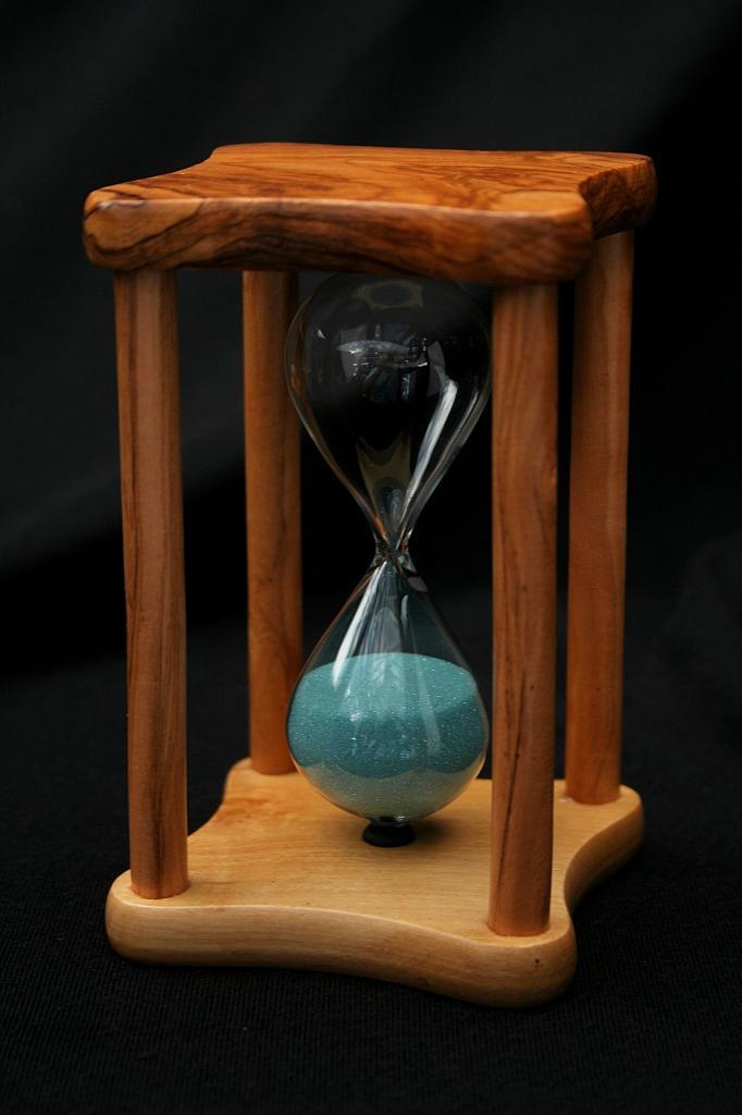 Reloj de arena mediano