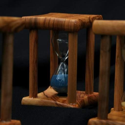 Reloj de arena pequeño [3]