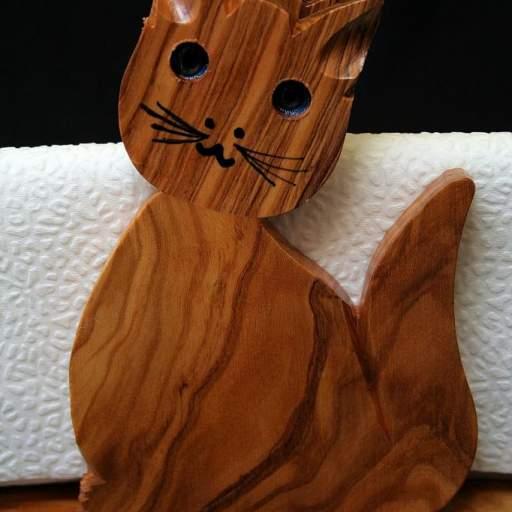 Servilletero gato [2]