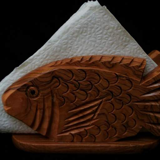 Servilletero pez [3]