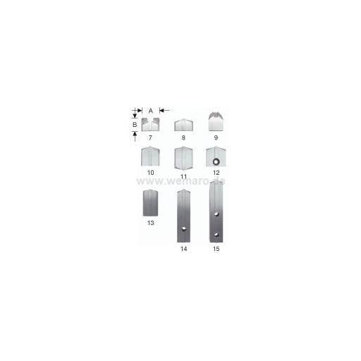 Cuchillas para limpiadoras automáticas o semiautomáticas   [1]