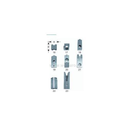 Cuchillas para limpiadoras automáticas o semiautomáticas   [2]