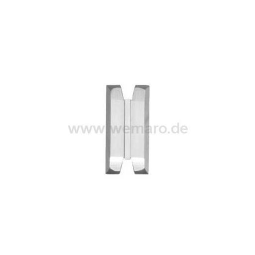 Cuchilla para limpiadoras Stürtz, elumatec  -Ranura en V -
