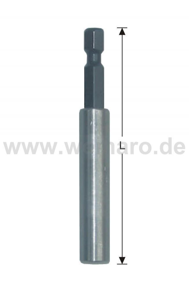 """Adaptador magnético para  puntas   ¼"""""""