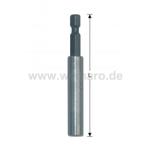 """Adaptador magnético para  puntas   ¼""""   [0]"""