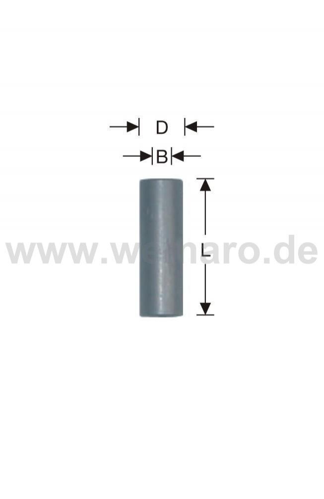 Pieza intermedia   para atornilladores  automáticos