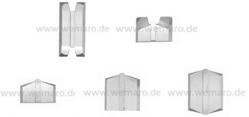 Cuchillas para limpadoras Rotox