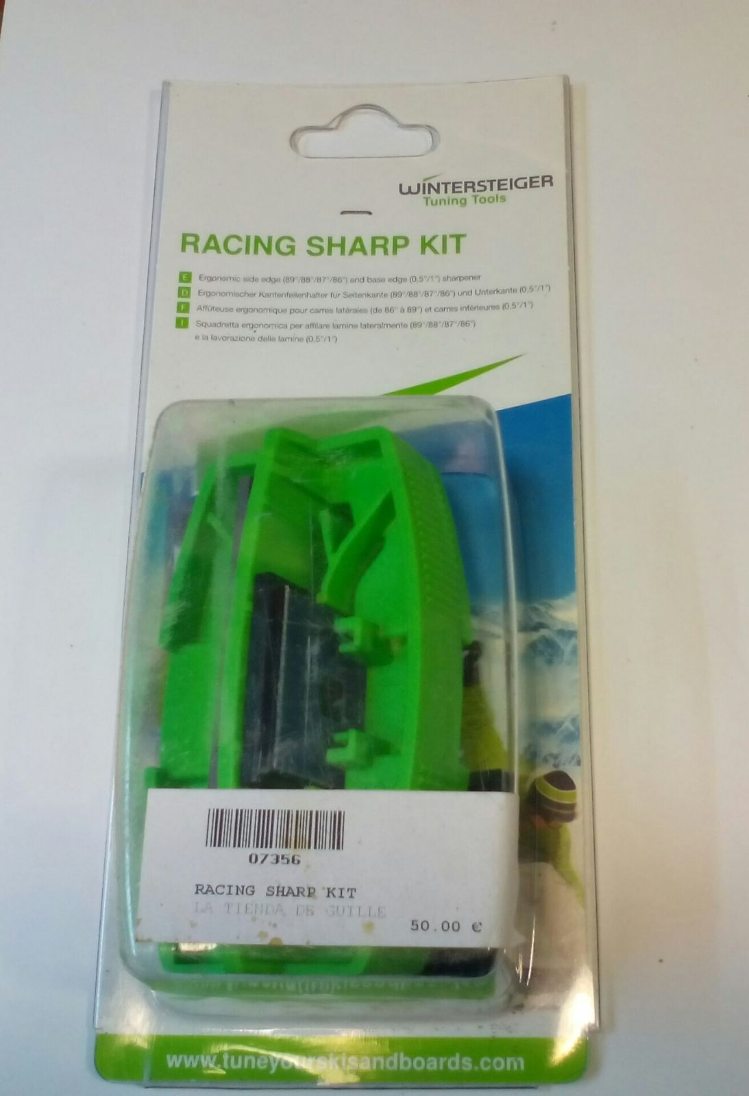 Racing sharp kit