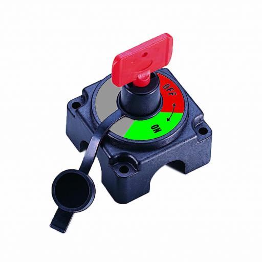 Desconectador(Interruptor) de batería 250A 12V AAA [3]