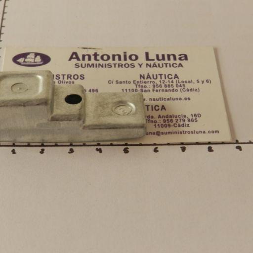 Ánodo de zinc (equivalente 55321-90J01 Suzuki) Tecnoseal