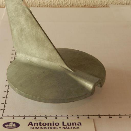 Ánodo de zinc (equivalente 69L-45371-00 Yamaha) Tecnoseal