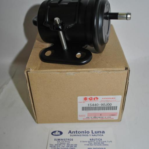 Filtro de combustible de alta original Suzuki 15440-90J00