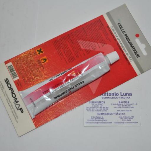 Pegamento para PVC 75ml ref.74368 Soromap