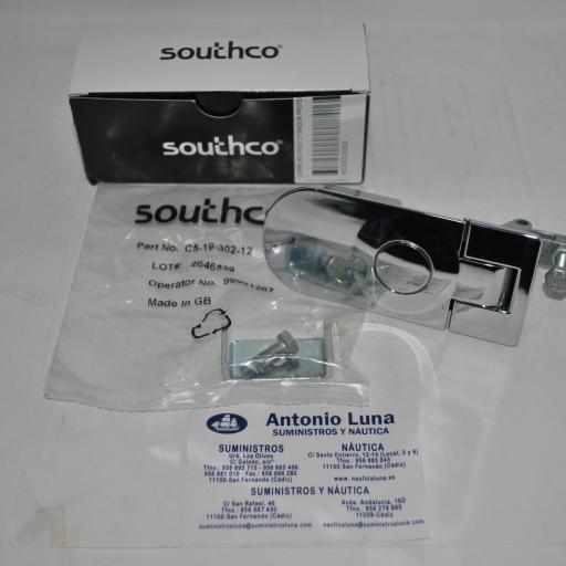 Cierre de tirador con protección exterior C5-12-212 Southco