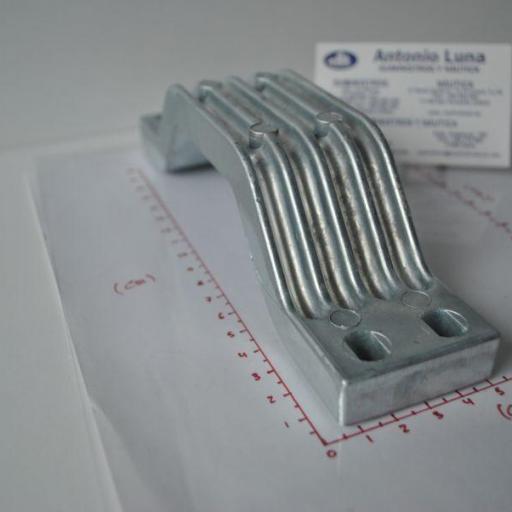 Ánodo de zinc (equivalente 6G5-45251-01 Yamaha) Tecnoseal