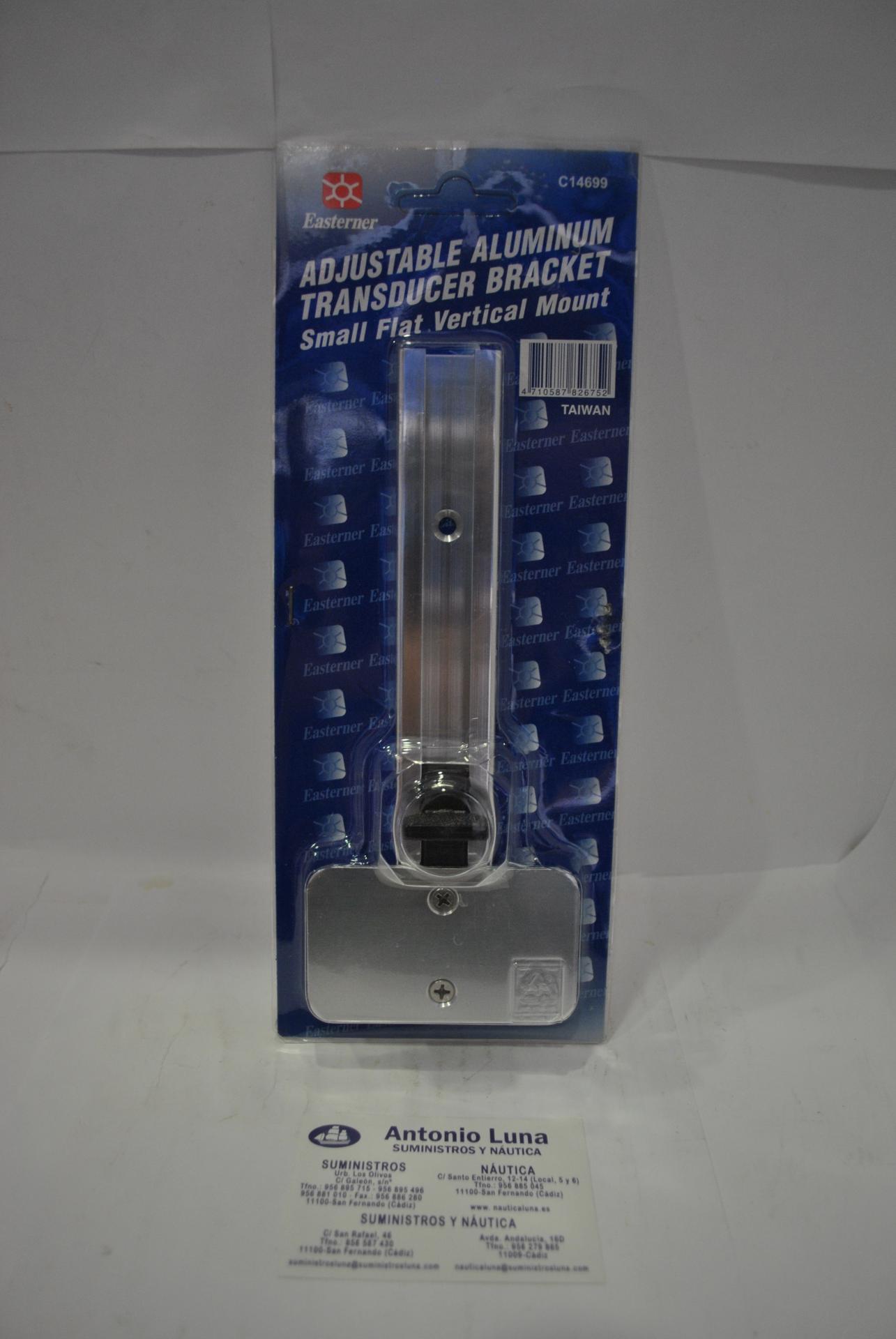 Soporte para transductor de aluminio C14699 Easterner