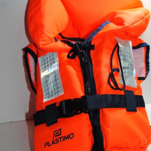 Chaleco salvavidas 100N CE EN ISO12402-4 Typhoon (3-10 kg) Plastimo