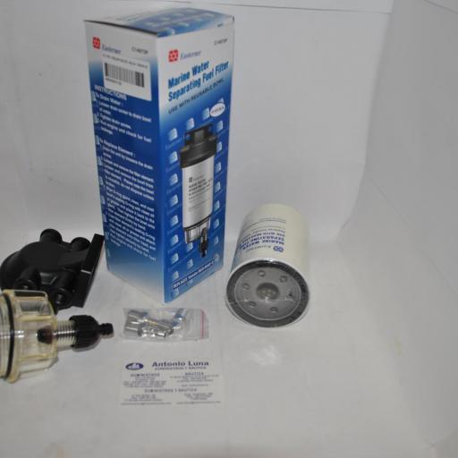 Filtro decantador completo C14973P (equivalente 2W-114-00-00 Yamaha) 10 micras Easterner