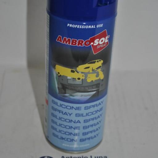 Silicona en spray 400 ml Ambro-Sol