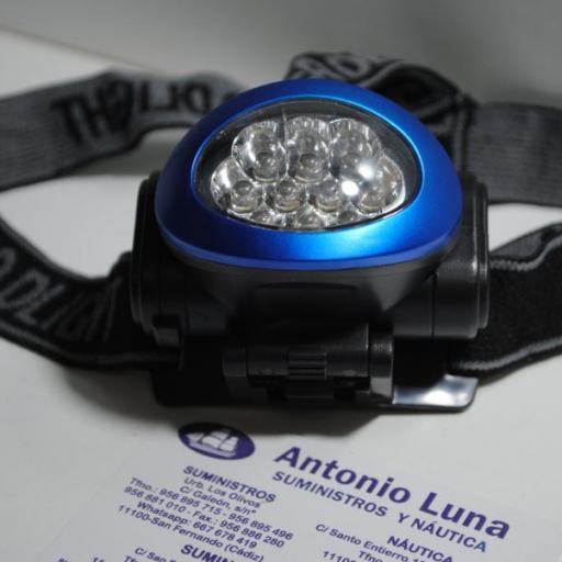 Linterna frontal de led Weatherproof [2]