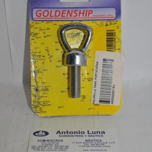 Palomilla para portacañas Goldenship