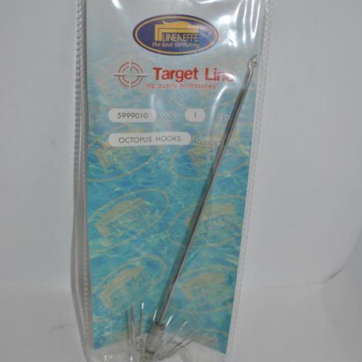Jibionera de aguja 22 cms (corona simple) Lineaeffe