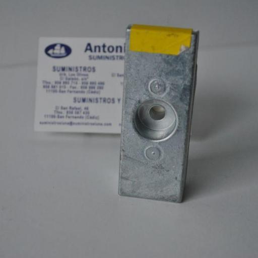 Ánodo de zinc (equivalente 41109-ZW1-003 Honda) Tecnoseal [2]