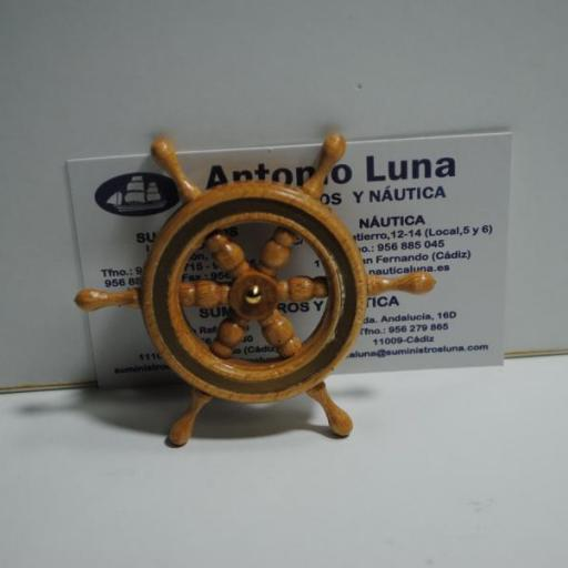 Caña de madera de diámetro 40 mm